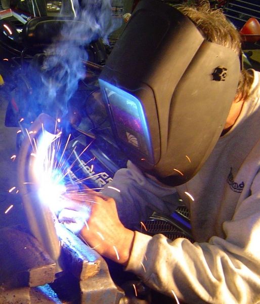 welding & fabrication at the Starting Line